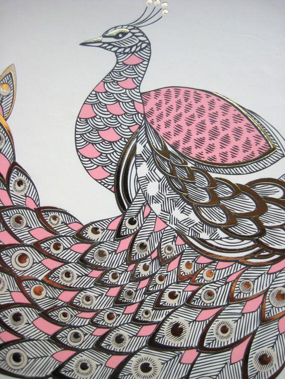 Marks Amp Spencer By Millie Marotta Via Behance