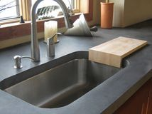 Selecting Kitchen Sink Material