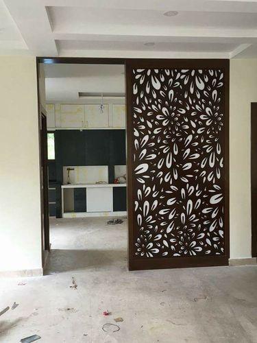 Kitchen Door Jali Designs In Koyambedu Chennai Id 4343690212 Wall Partition Design Door Glass Design Partition Design