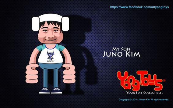 Juno Kim - My Son