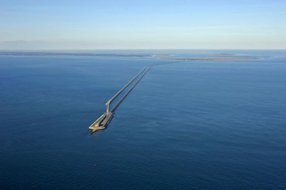 Chesapeake Bay Bridge Tunnel~ One cool car ride!!  *kls