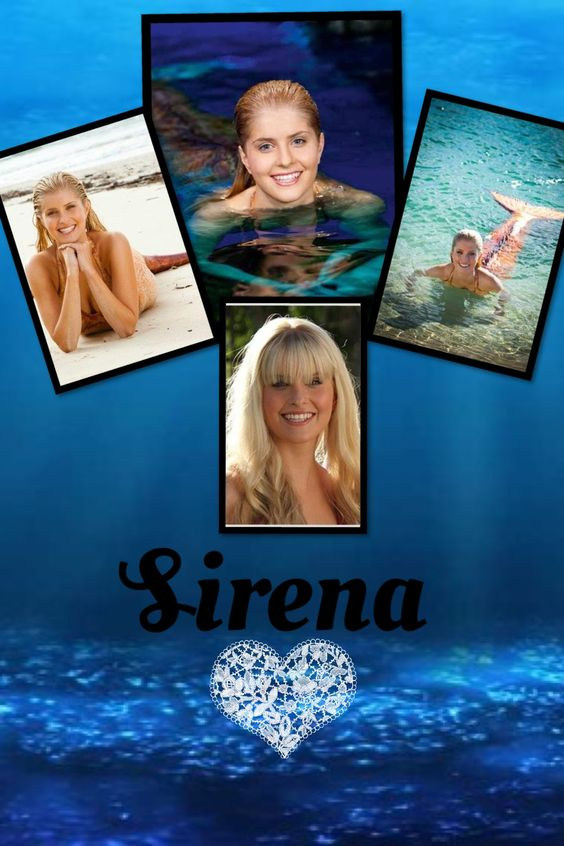 Sirena from Mako Mermaids  I do not own any of these images