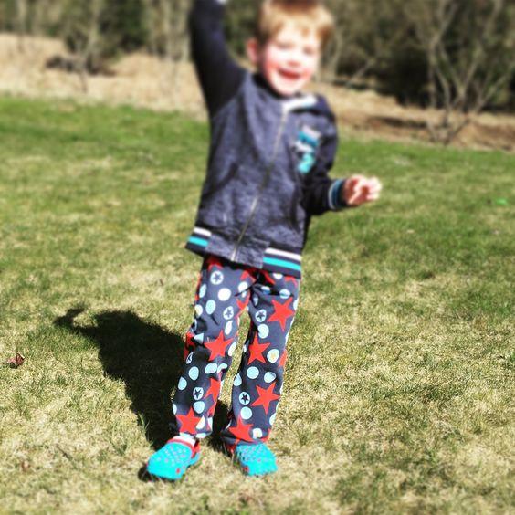 Wir haben endlich den perfekten Schnitt für eine coole Jogginghose gefunden. Ich liebe die Hose  Schnitt: #pauli von #schnittreif