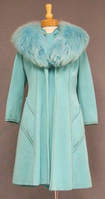 Aqua Knit Lilli Ann Suit