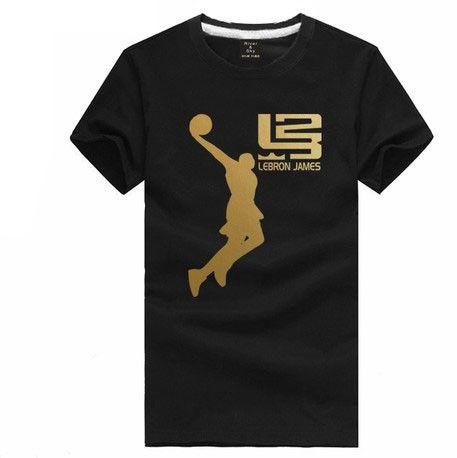NBA Lebron James Dunk new style logo t shirt - Tshirtsky | King