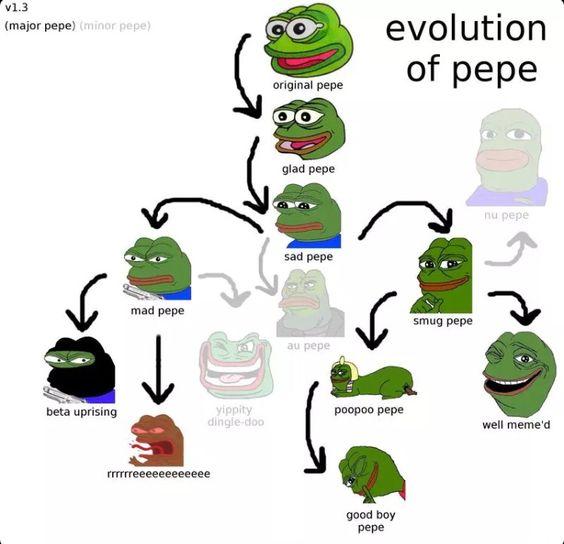 Original Pepe disgusts me
