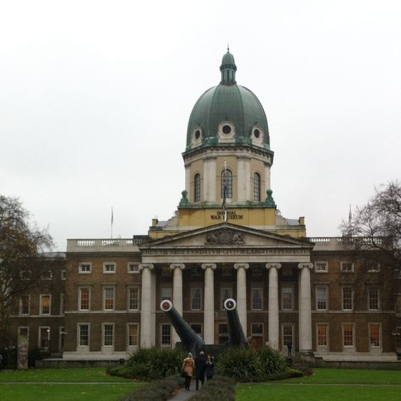 Imperial War Museum - venue for BritMums Christmas Party 2014