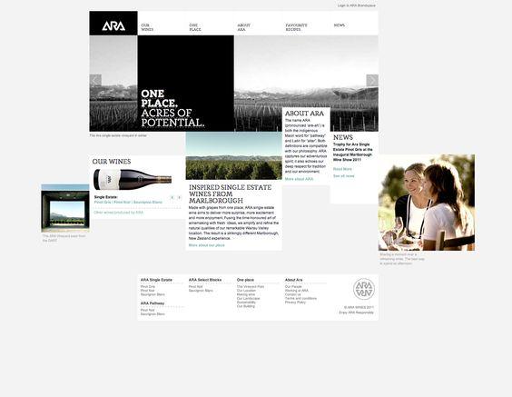 .: web design, fun grid // 無理なくハマるんであればこれも好き。 #WebDesign