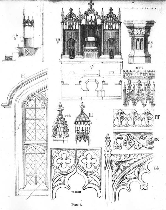 essay about gothic architecture Library guide to medieval, byzantine, romanesque and gothic art pathfinder windows in church architecture this is an essay from the gothic art and.