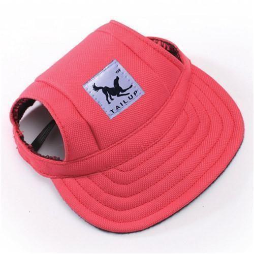 Custom Made Dog Hats In 2021 Dog Hat Summer Dog Baseball Cap