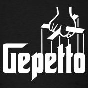 Gepetto T-Shirts Design
