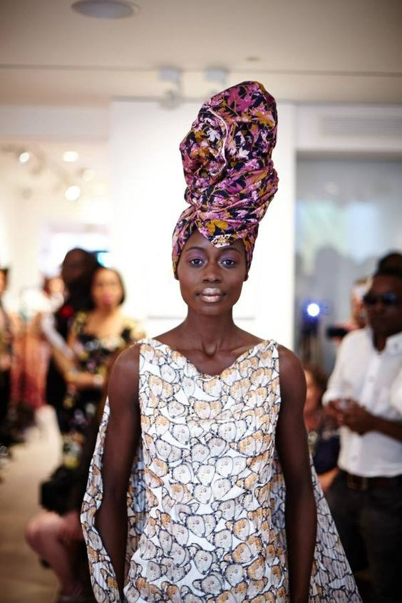 "kiyanawraps: ""By Kiyana Wraps for TG Foundation fundraiser Dress: Eki Orleans Photography Sebastian Boettcher """