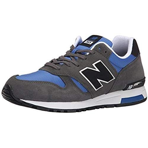 NEW BALANCE 565 Sneaker 42.5 grau | Grau