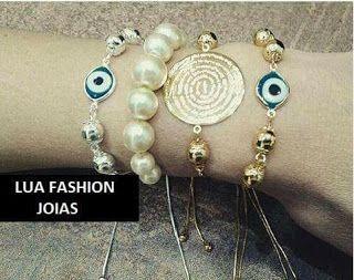 Lua Fashion Joias: Espaço de quem é apaixonado por joias