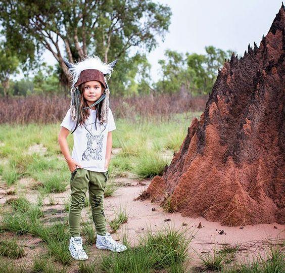 Bandit Kids - Cool new kidswear brand from Australia