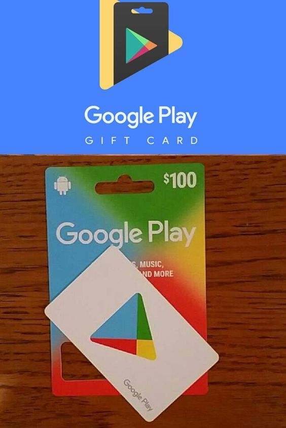 Get A 100 Google Play Gift Card Giveaway It S Trusted