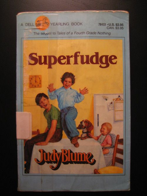 I have distinct memories of reading this book in the 4th grade and loving it! And the tales of the Fourth Grade Nothing