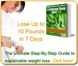 cabbage soup diet ad