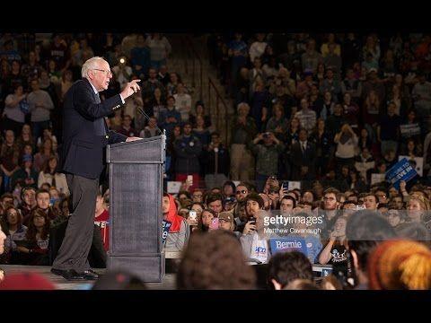 Full Speech: Bernie Sanders Fresno California Rally at the Paul Paul Amphitheater (5-29-16) - YouTube - 1:17:00