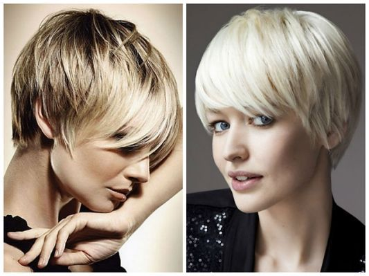 Short Hairstyles To Cover Ears Medium Length Hair Styles Short Hair Styles Long Pixie