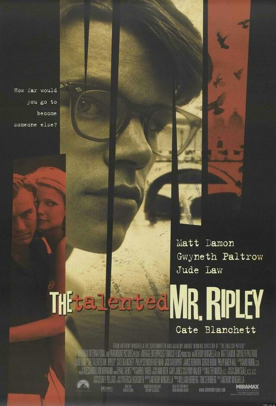 "BEST COSTUME DESIGN NOMINEE: Ann Roth and Gary Jones for ""The Talented Mr. Ripley""."