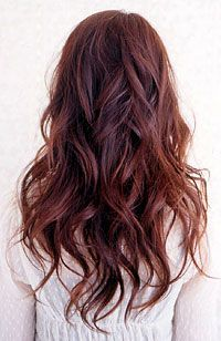 I want a loose wave perm, like this