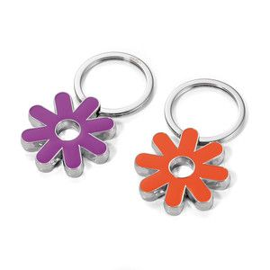 Karim Keyring Blink Purple now featured on Fab.