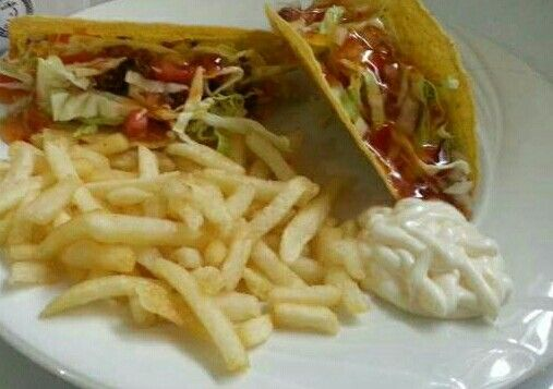 Tacos & fries