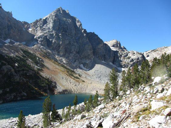 Avalanche Canyon Hiking