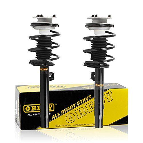 Front Pair Complete Quick Struts Shock Coil Spring Assembly Kit For 01 05 Bmw 320i 325i 330i 01 06 Bmw 325ci 330ci 99 00 Bmw 323i 328i 00 Bmw 328ci E46 Car Ac Bmw The Struts Bmw 323i