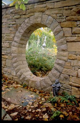 Moon gate... not sure why I am so drawn to this, but it seems magical almost, like a portal to another world or something lol: