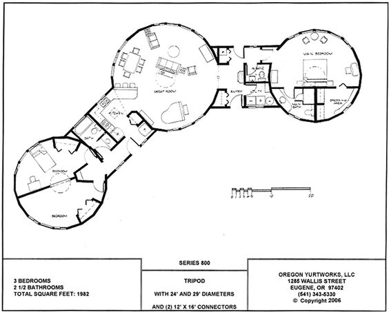 House plans yurts and house on pinterest Yurt house plans