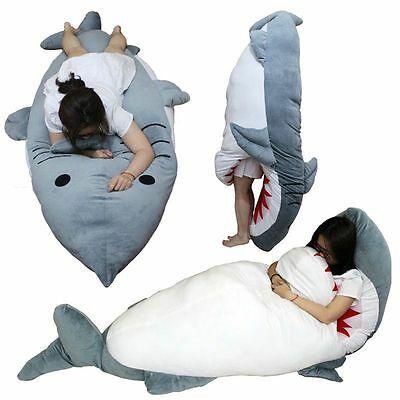 shark sleeping bag pillow sleeping bag