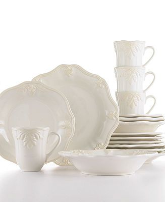lenox dinnerware butler 39 s pantry collection casual