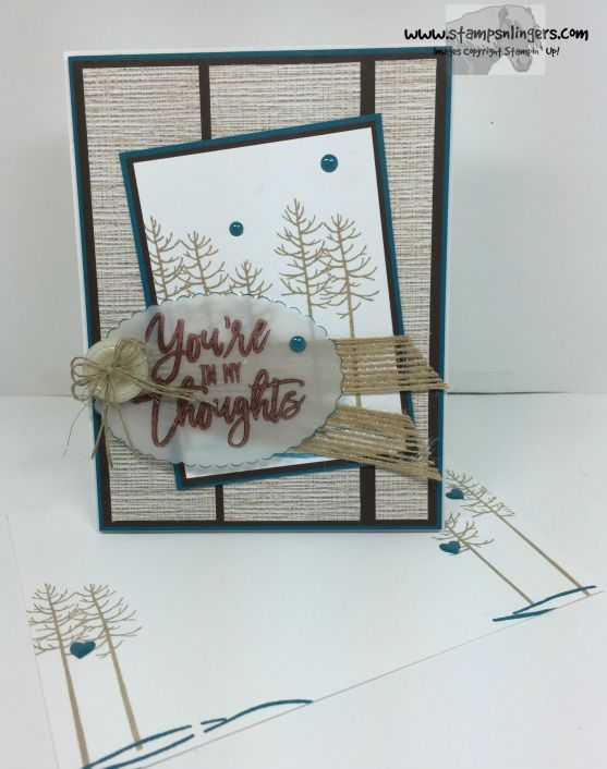 Thoughtful Branches In My Heart 6 - Stamps-N-Lingers