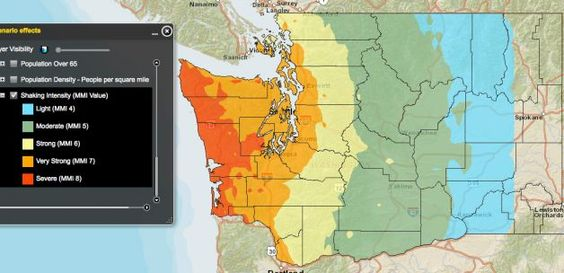 Washington State Earthquake Building codes http://www.seattlepi.com ...