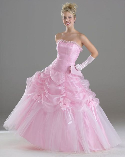 Pink Wedding Dresses For Girls and Women- Indian Dresses-Pakistani ...