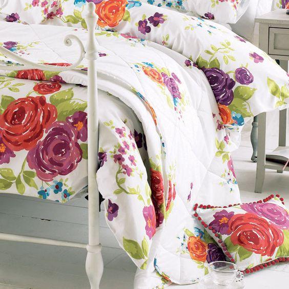 Dunelm Mill: Cushions Bedding, University Bedroom, Bedroom Style, Bedroom Redecorating, Bedding Sets, Bedroom Ideas