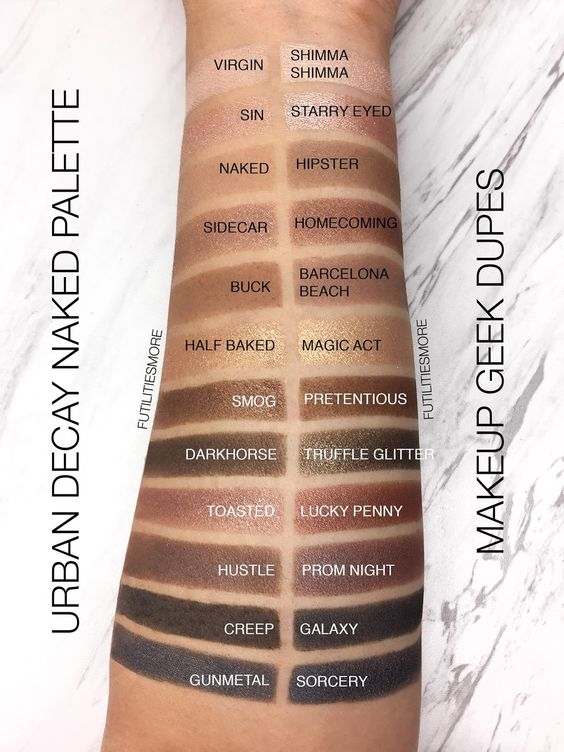 Urban decay naked foundation dupe Nude Photos 27