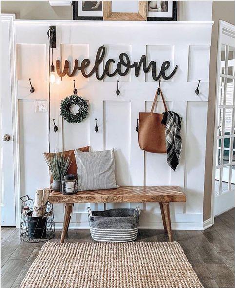 Planejamentos futuros para decorar a nossa casa.