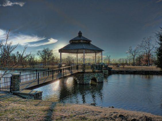 HDR - Bob Noble Park - Paducah,Ky J.Dunn | Flickr - Photo Sharing!