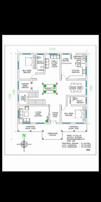 16 1000 Sq Feet House Plans Elizabethmaygar Best Kerala House Design Square House Plans Indian House Plans