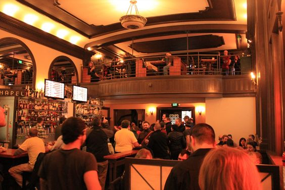 The Pine Box / Top 5 Western Washington Beer Bars