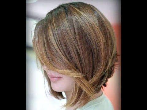 أحدث قصات للشعر القصير لسنة 2019 لإطلالة جذابة و فاتنة مع أحدث ألوان صبغات الشعر You Bob Hairstyles For Fine Hair Hair Styles Hairstyles For Thin Hair