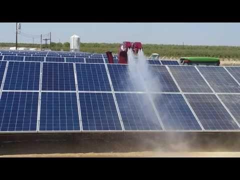 1 Lectroblast Solar Blaster Cleaning Solar Panels Youtube Solar Panels Solar Best Solar Panels