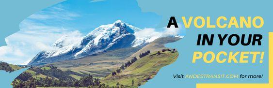 Hiking Ecuador's top volcano: Cayambe (Pinterest)