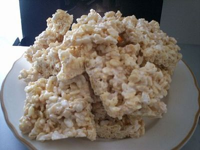 How to Make Always Soft Rice Krispy Treats (rice krispies for dummies :)
