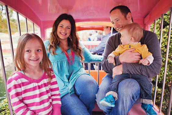 family photos taken at disneyland!