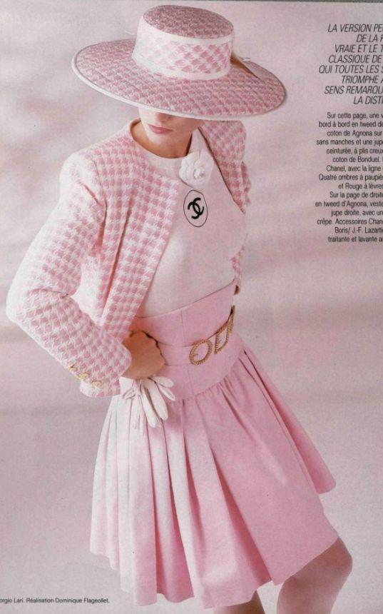 Chanel VTG 1988: