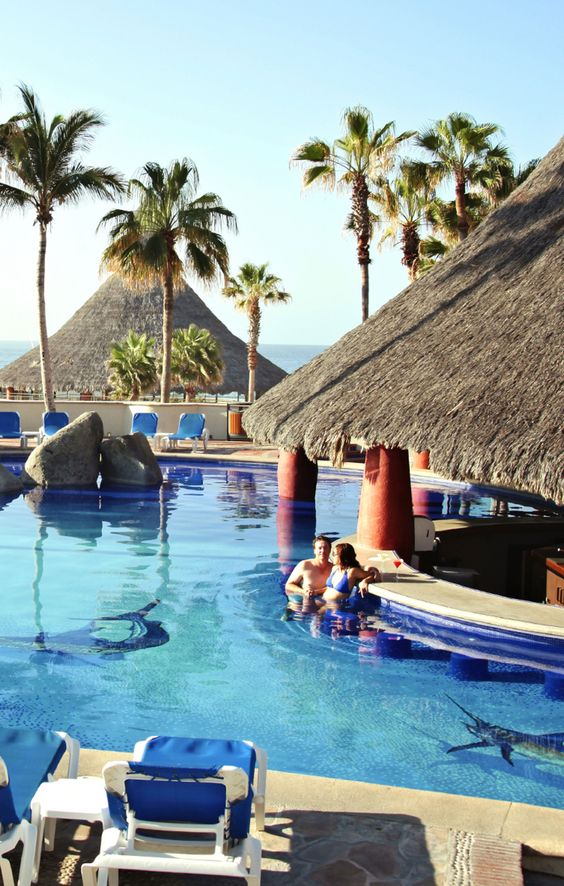 escape winter blues at an all inclusive four star resort